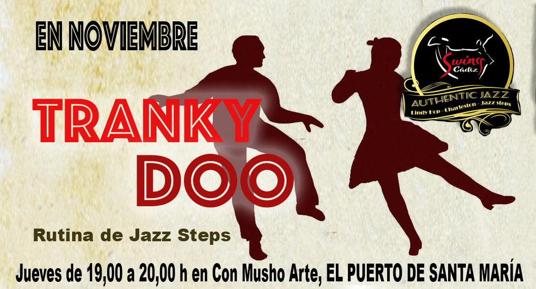 Ven a aprender el «Tranky Doo» en noviembre