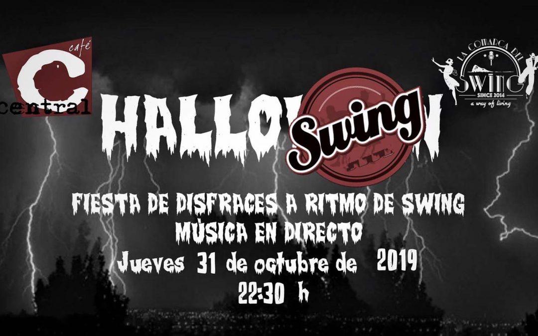 Halloswing ! en Café Central en Algeciras