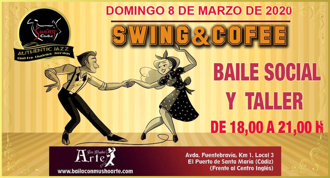 Swing & Cofee en Con Musho Arte