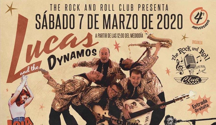 Rock&Roll del bueno en el  Paddock en Jerez