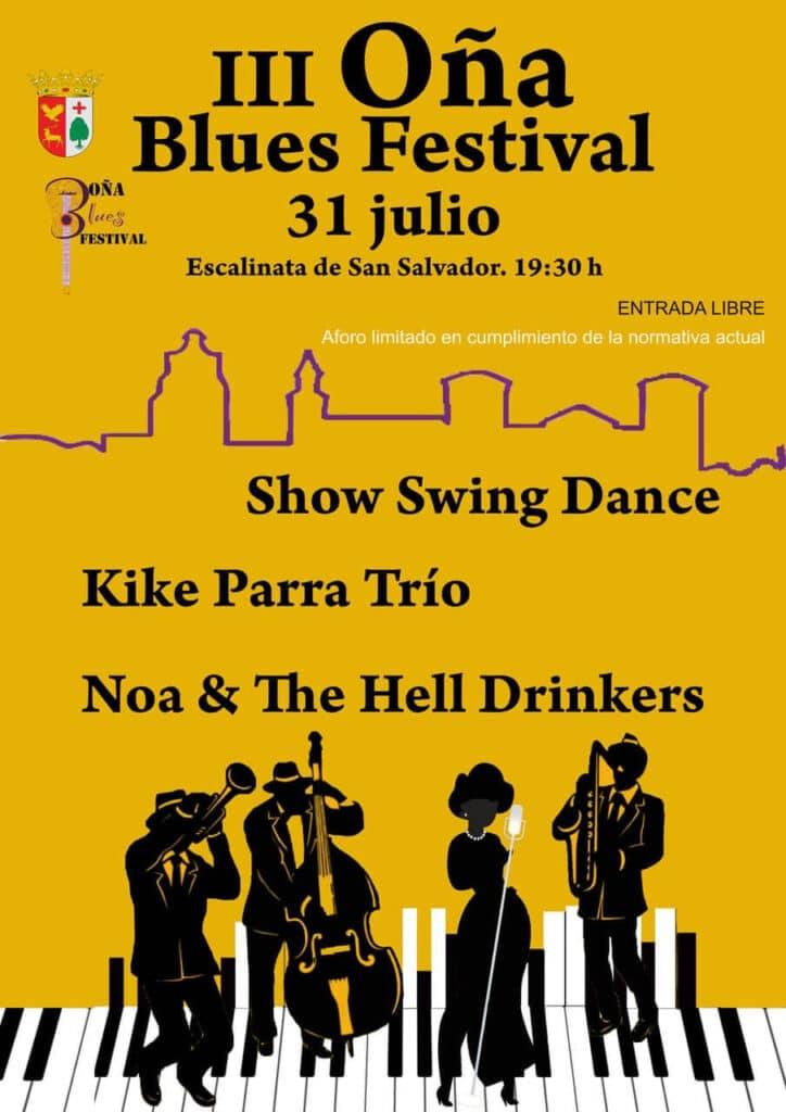 III Oña Blues Festival