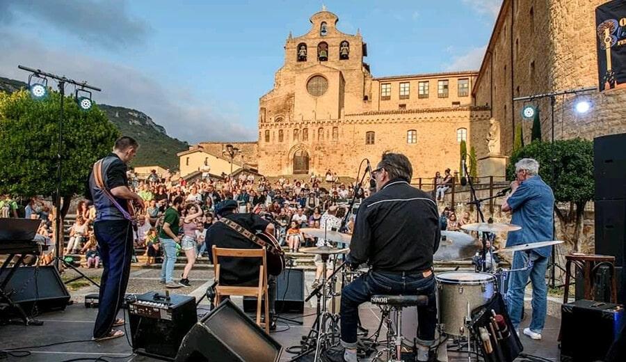 III Oña Blues Festival, en julio 2021 Burgos