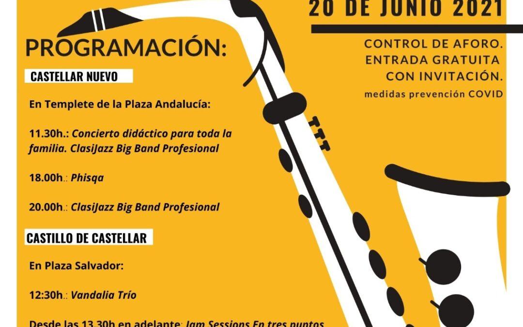 CasteJazz Festival – Festival de Jazz de Castellar de la Frontera