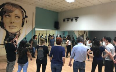 Presentamos nuestra sala de baile en Jerez