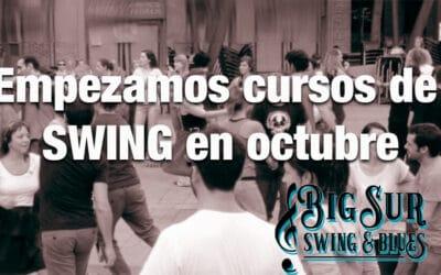 Curso de Swing en octubre