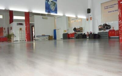 Presentamos nuestra sala de baile en El Puerto de Santa María